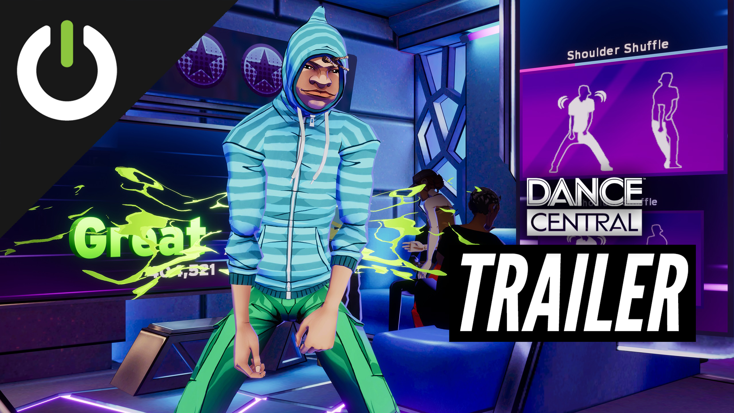 Dance Central VR Fitness Update