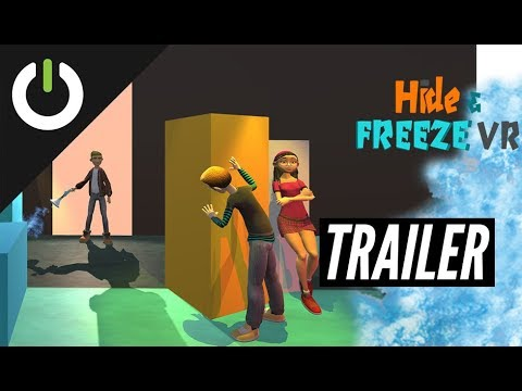 hide and freeze vr