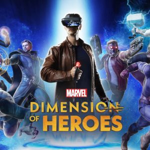 marvel dimension of heroes ar lenovo mirage