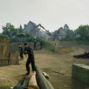 medal of honor field daytime screenshot vr