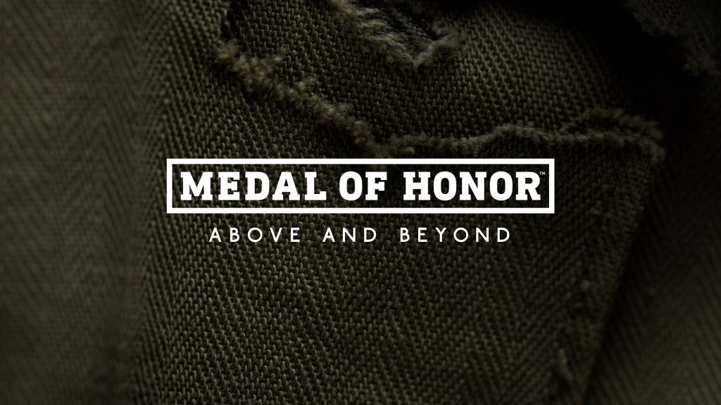 medal of honor vr above and beyond logo asset