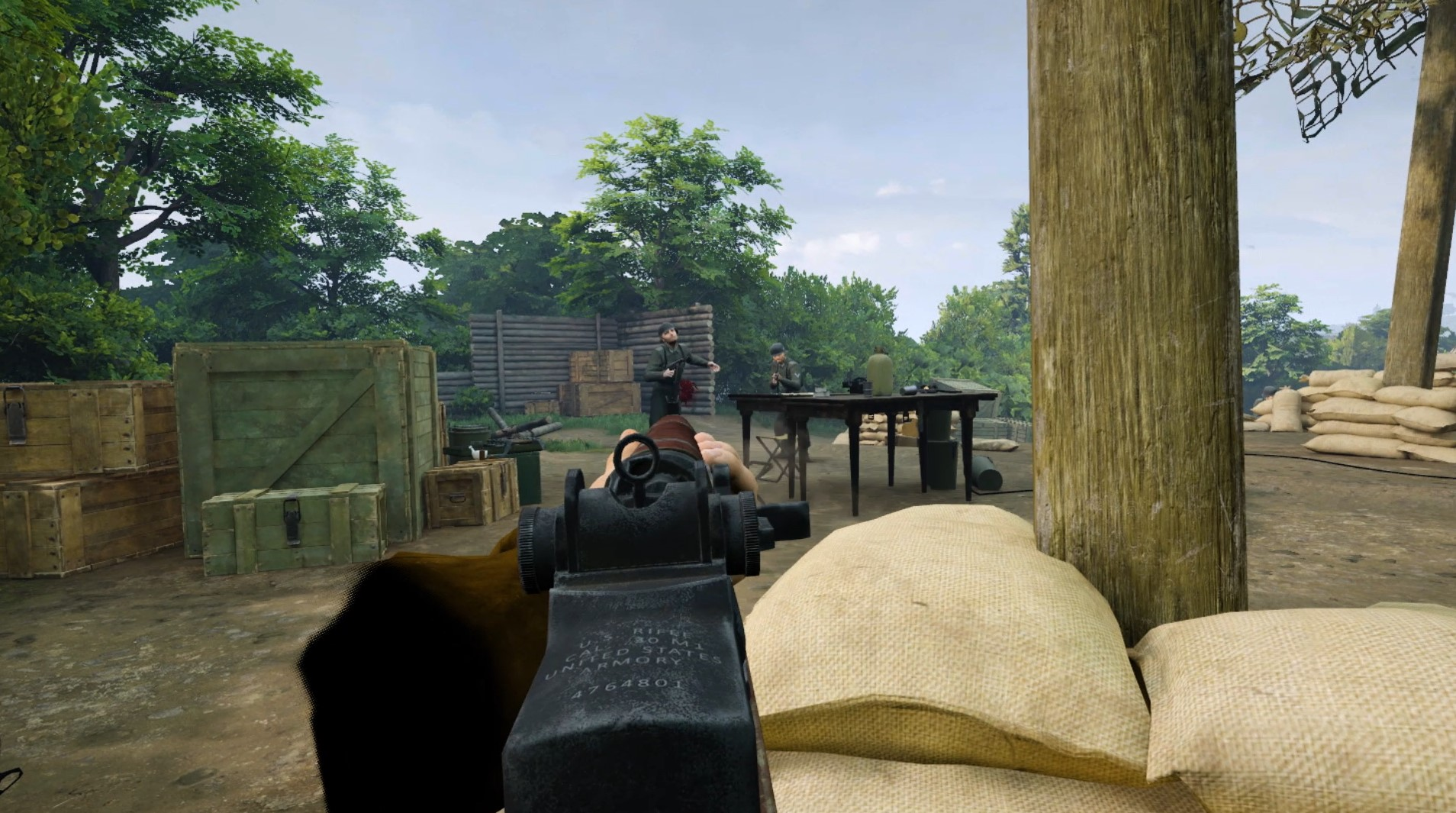 medal of honor vr aim down sights respawn