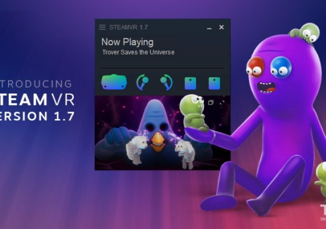 steamvr new trover view
