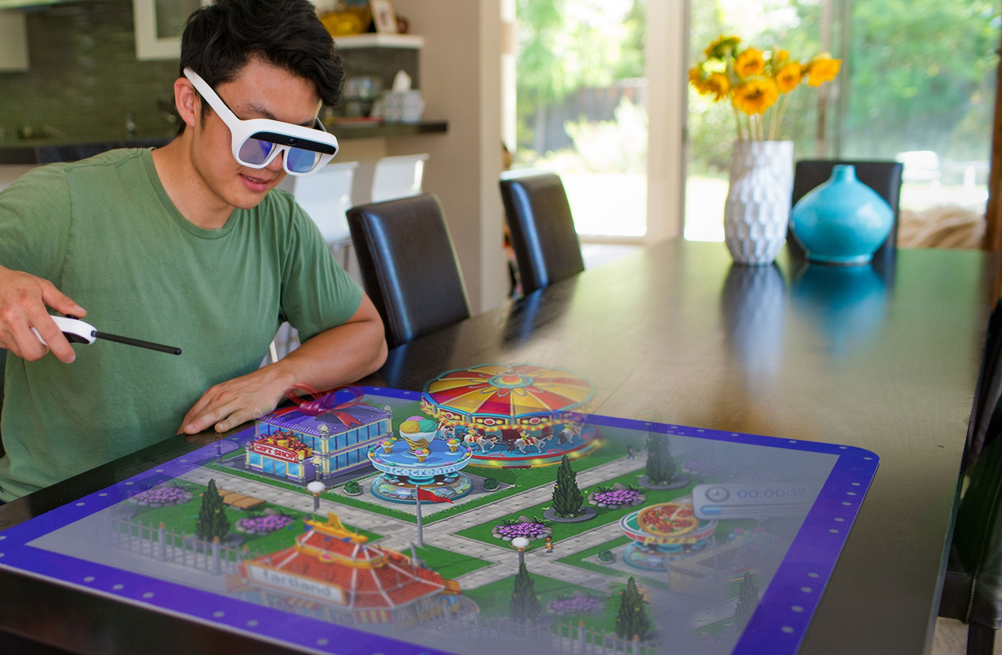tilt five carnival ar tabletop game