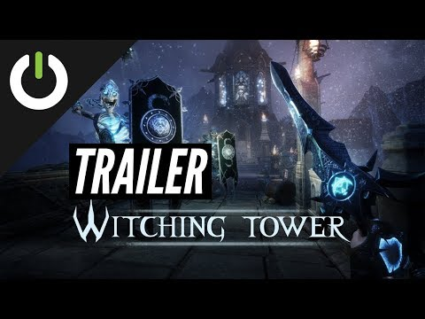 witching tower trailer