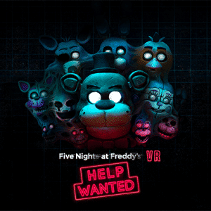 five nights help wanted vr