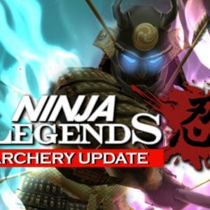 ninja legends archery