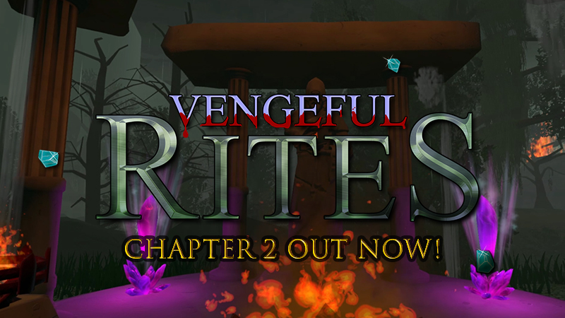 vengeful rites chapter 2 into the fire