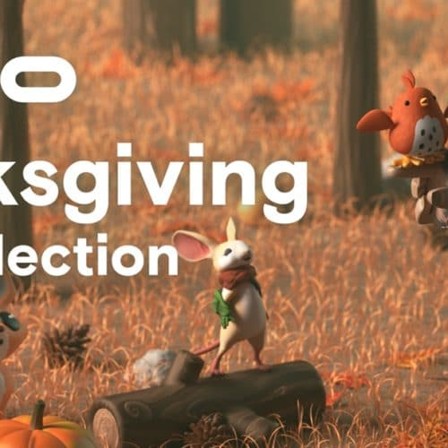 oculus quest thanksgiving collection