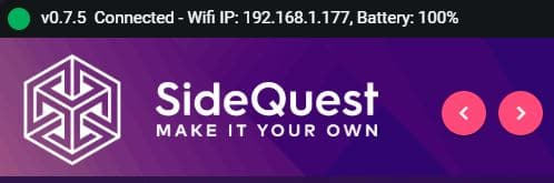 sidequest connected