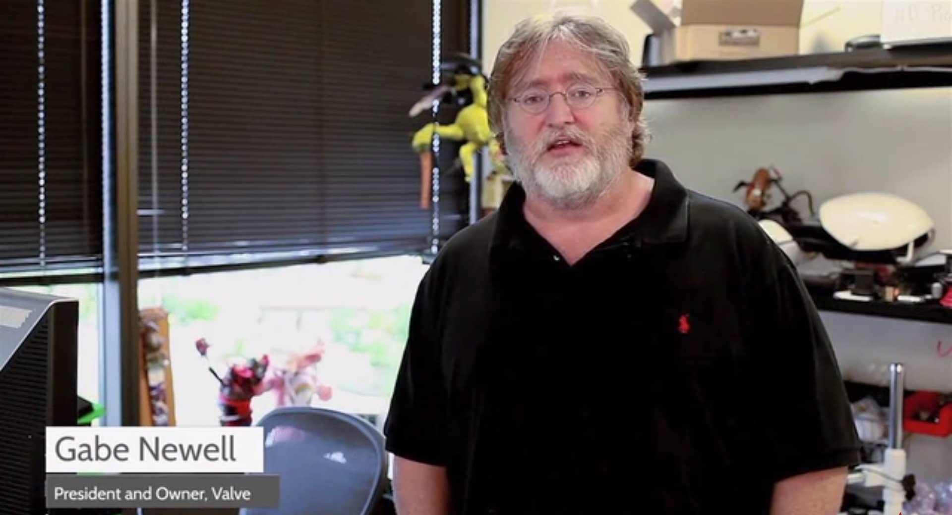 Gabe Newell: Alyx 'Created Momentum' For More Single-Player Valve Games