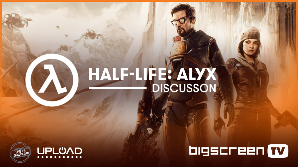 Join Us On YouTube At 11:15 PST To Discuss Half-Life: Alyx! 1