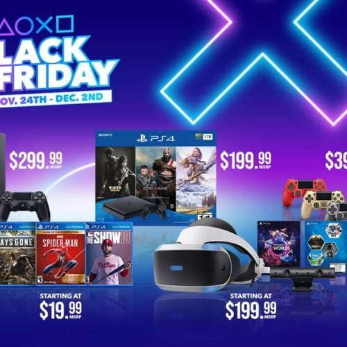 PSVR Black Friday Deals 2019