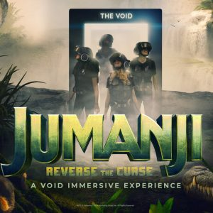 Jumanji Reverse The Curse VOID
