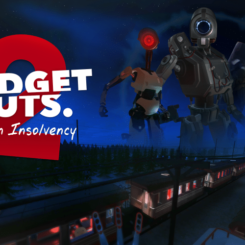 budget cuts 2 main key art logo