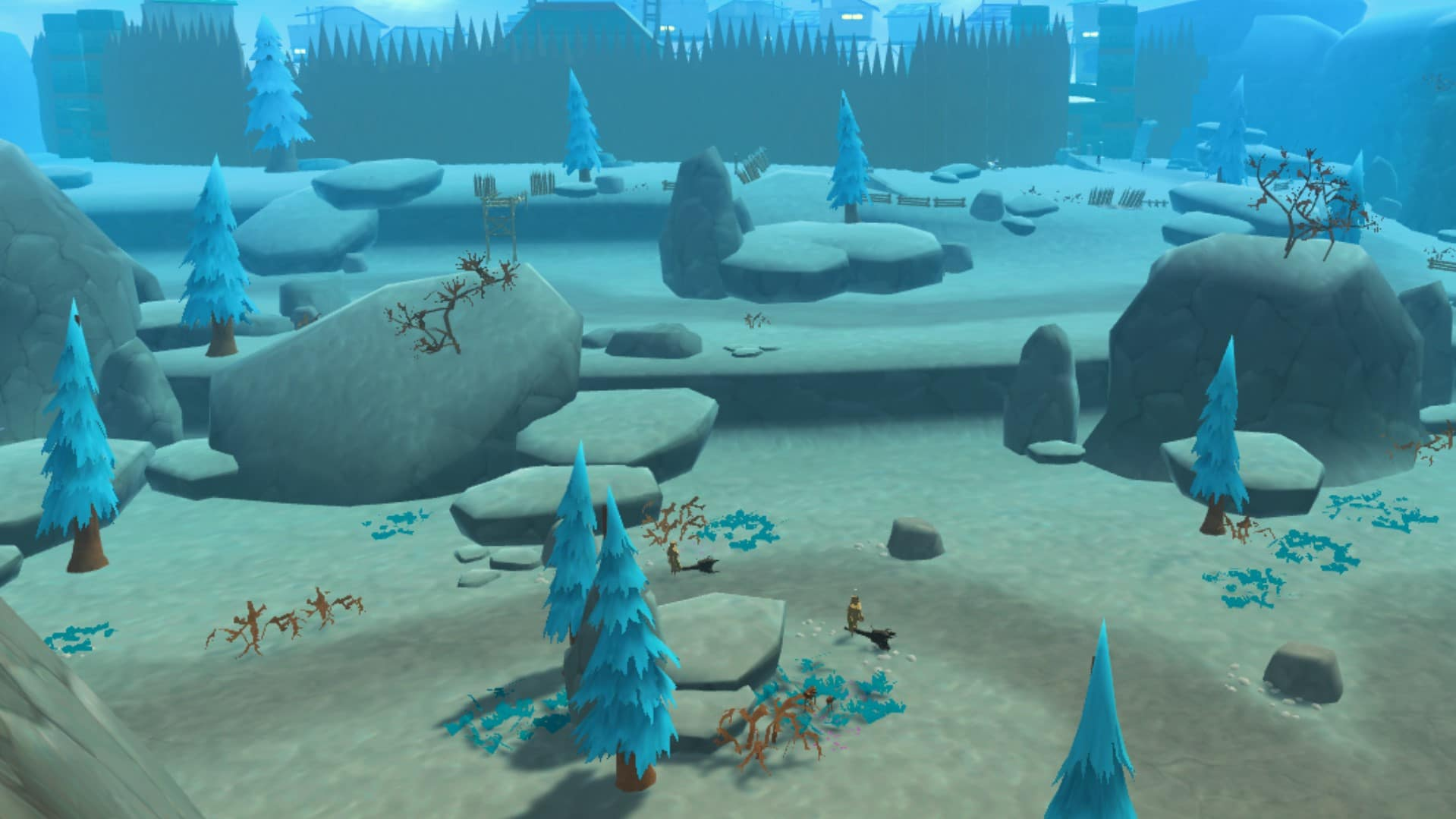 orbusvr winter festival of strangers vr mmo