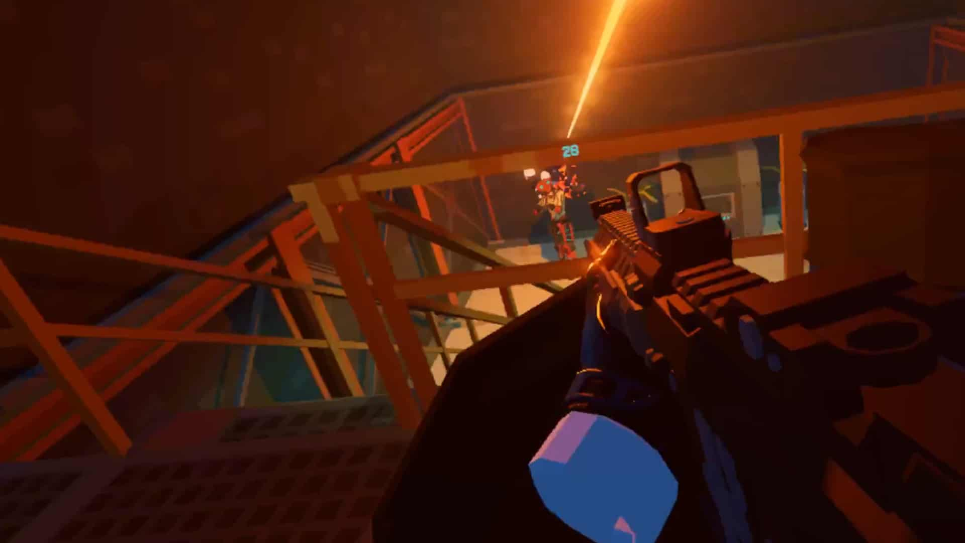 Top Vr Games 2020.Get Into Some Explosive Vr Action With Crunch Element