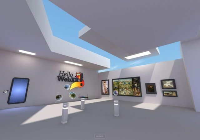 Mozilla Launches New Introductory WebXR App, 'Hello WebXR'