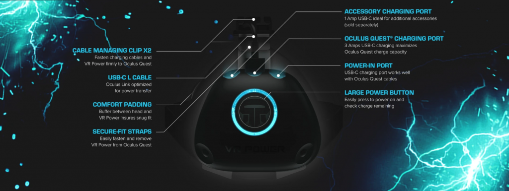 VR Power product details