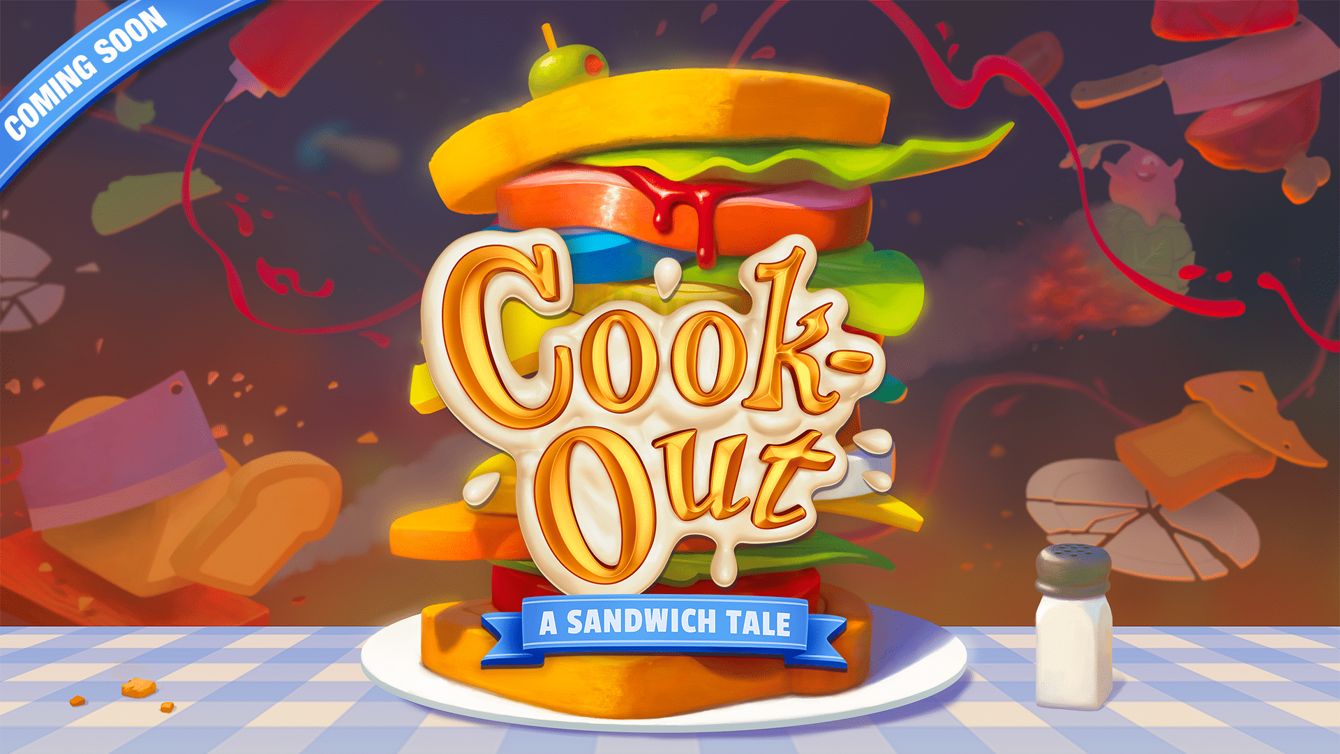 Cook-Out A Sandwich Tale Resolution Games