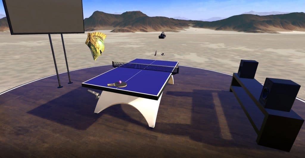 Eleven Table Tennis Oculus Quest