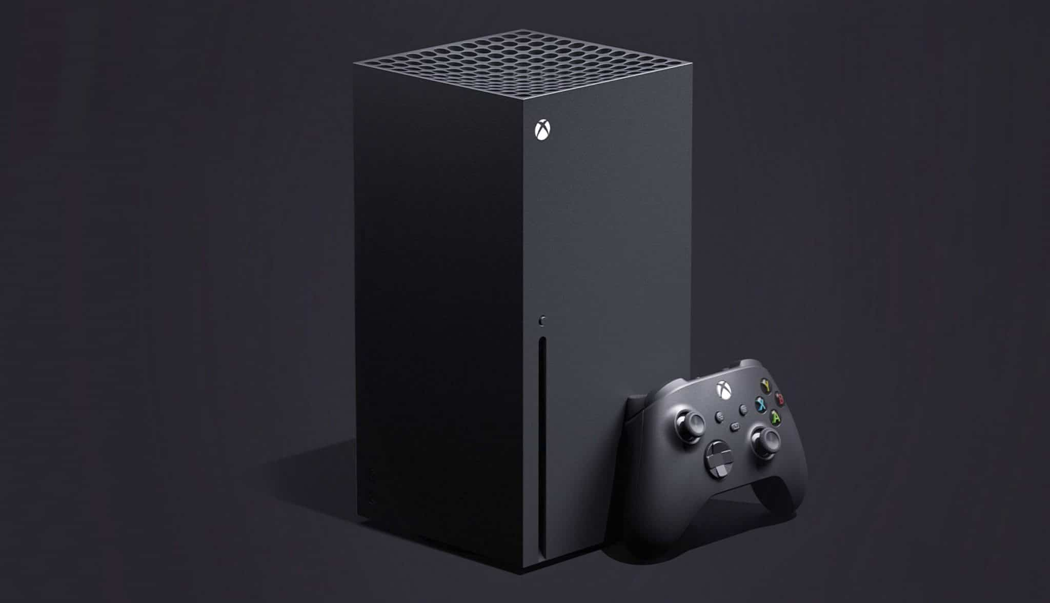 xbox series x console image