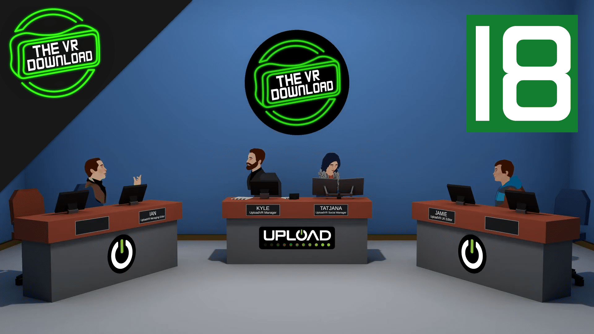 The VR Download EP18
