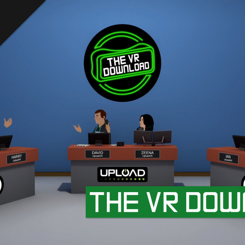 The VR Download