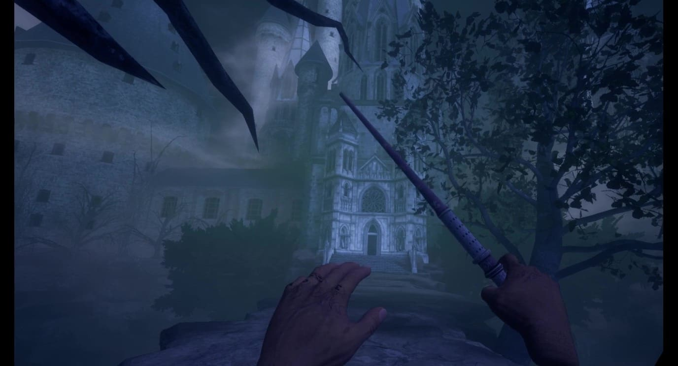Breath of the Witch VR