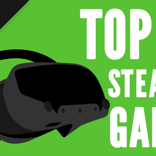 Top 25 SteamVR