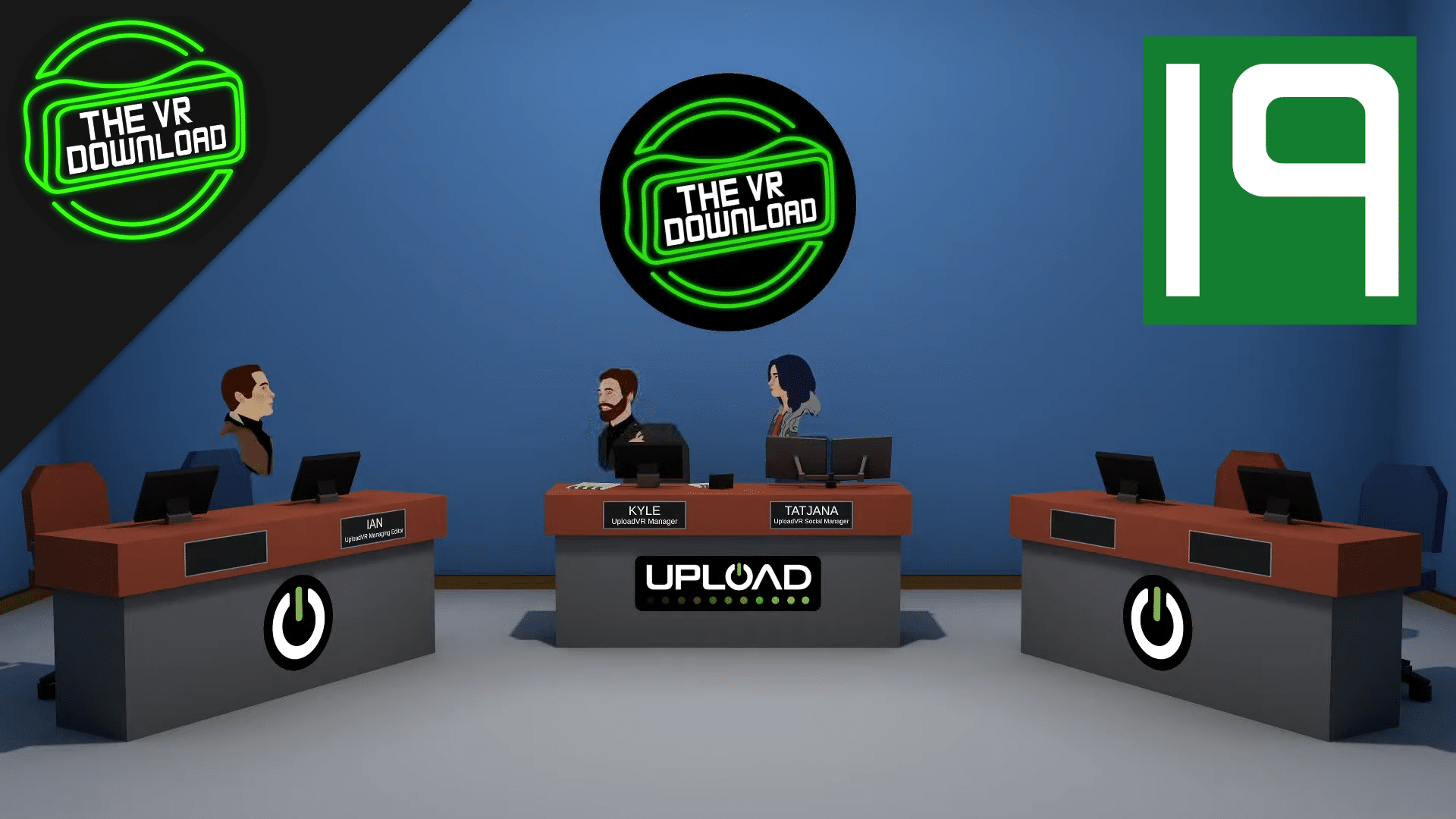 The VR Download EP19