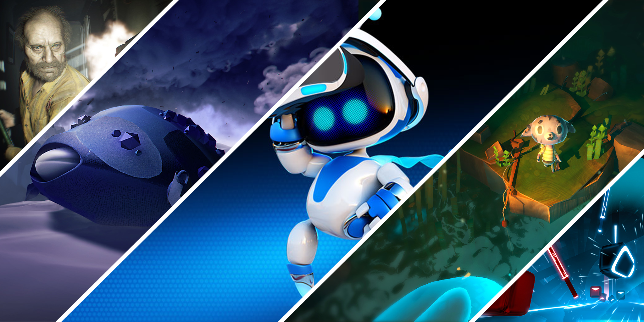 Best Psvr Games And Experiences 25 Titles Available Now