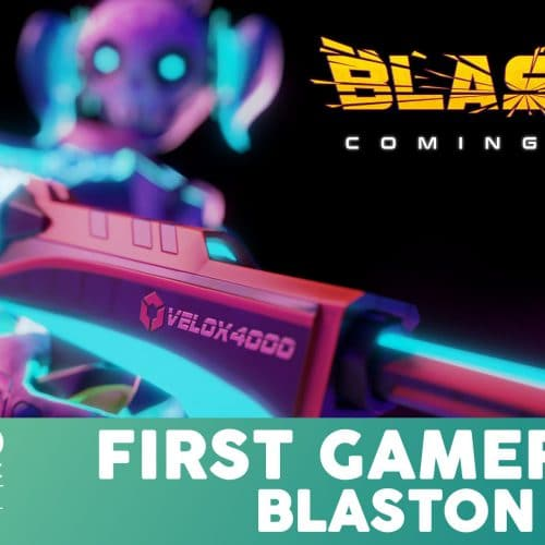 Blaston VR Showcase New