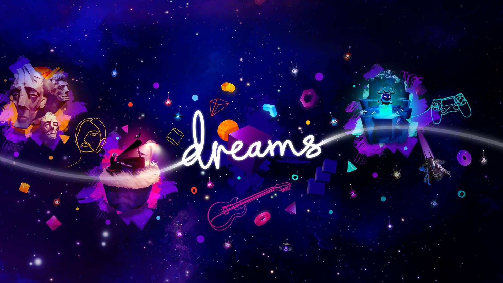Dreams PSVR Support