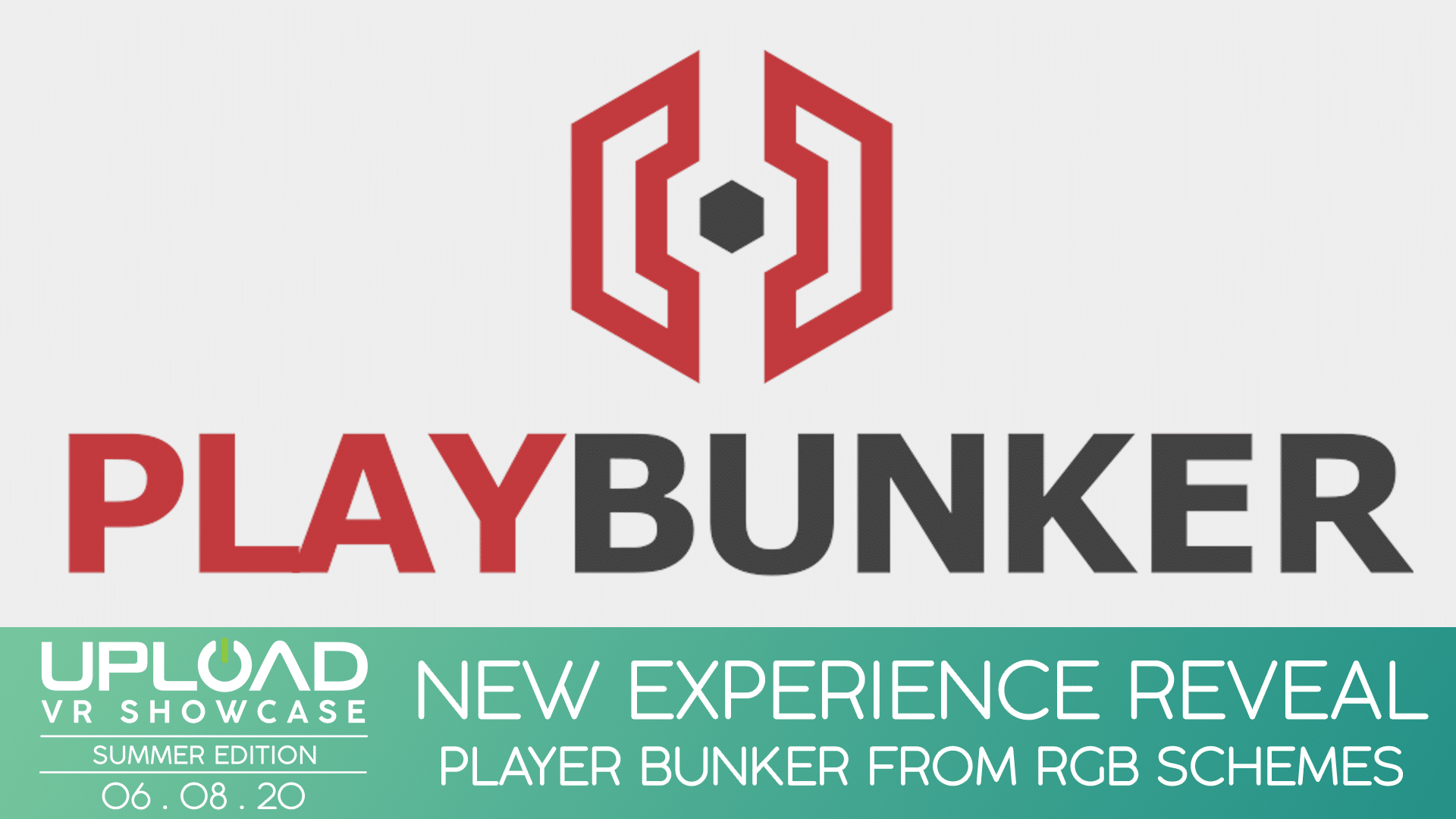 New Social VR App Play Bunker To Be Revealed At The Upload VR Showcase: Summer Edition