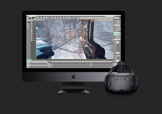 SteamVR Mac Vive