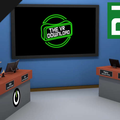 The VR Download EP20