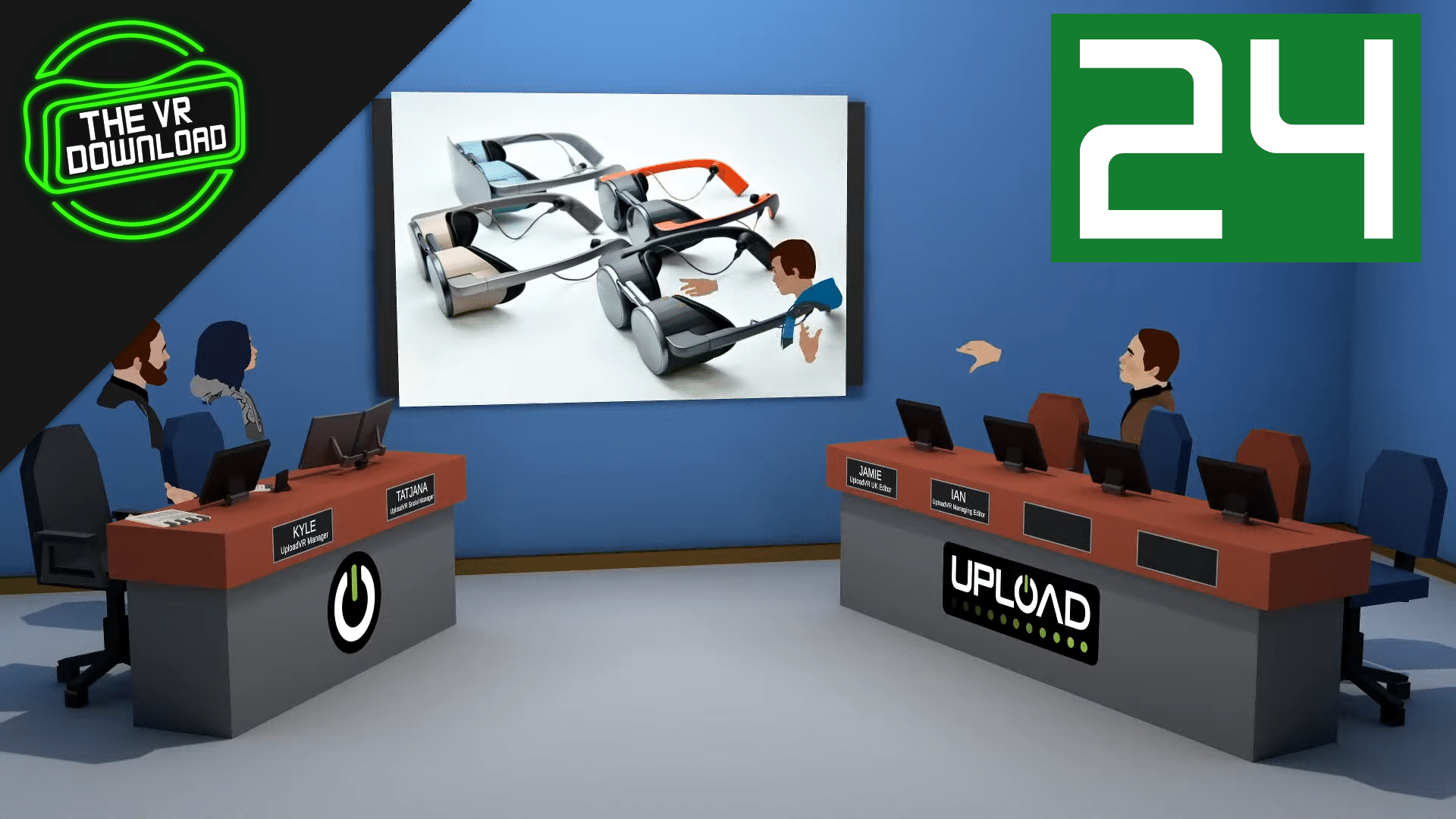 The VR Download EP24