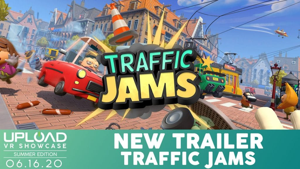 Traffic Jams VR Showcase New