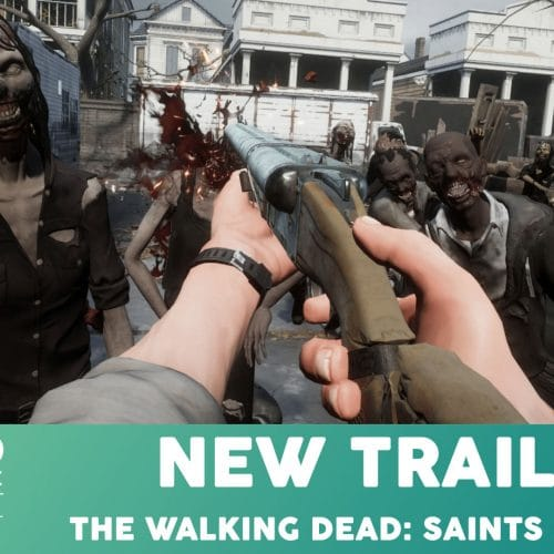 Walking Dead Saints And Sinners VR Showcase