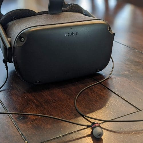 oculus quest kiwi earbuds headset