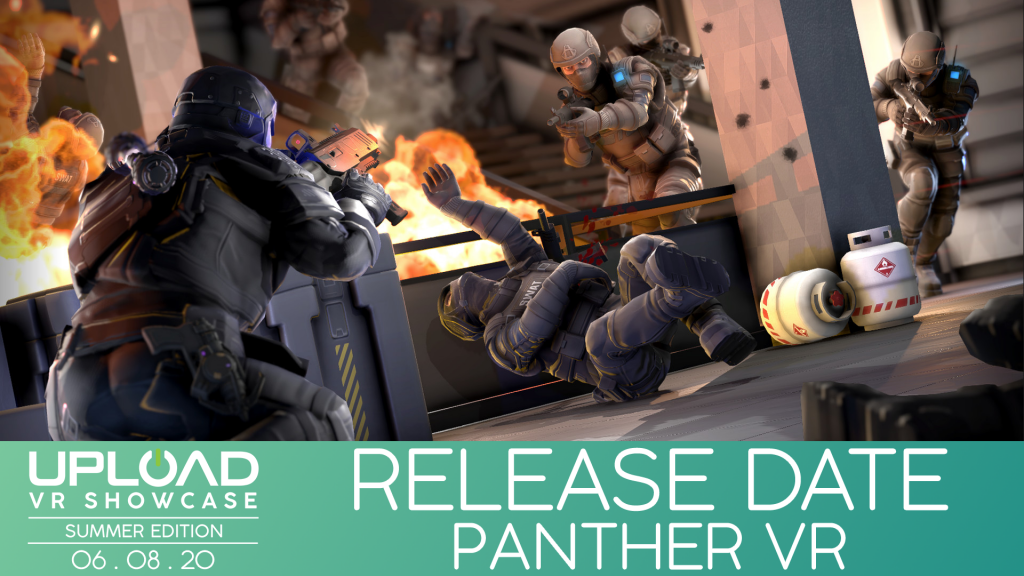 Panther VR Showcase