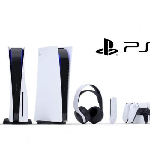 playstation 5 console hd camera