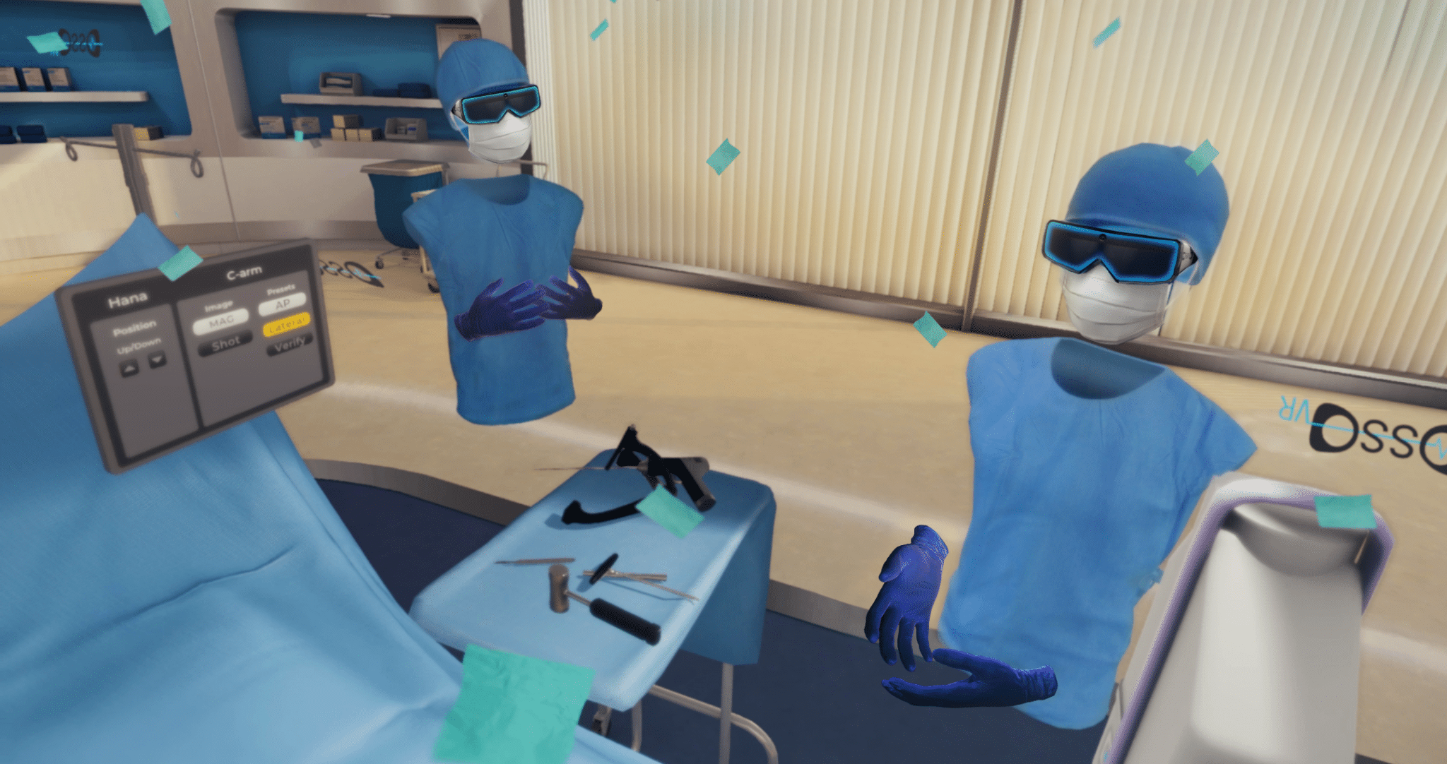 osso vr surgery
