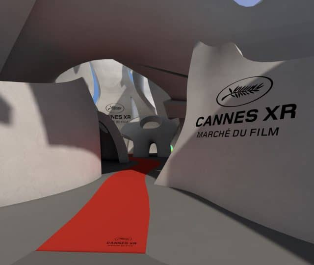 Cannes XR Festival Museum of Other Realities