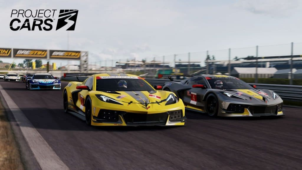 Project Cars 3 VR Support