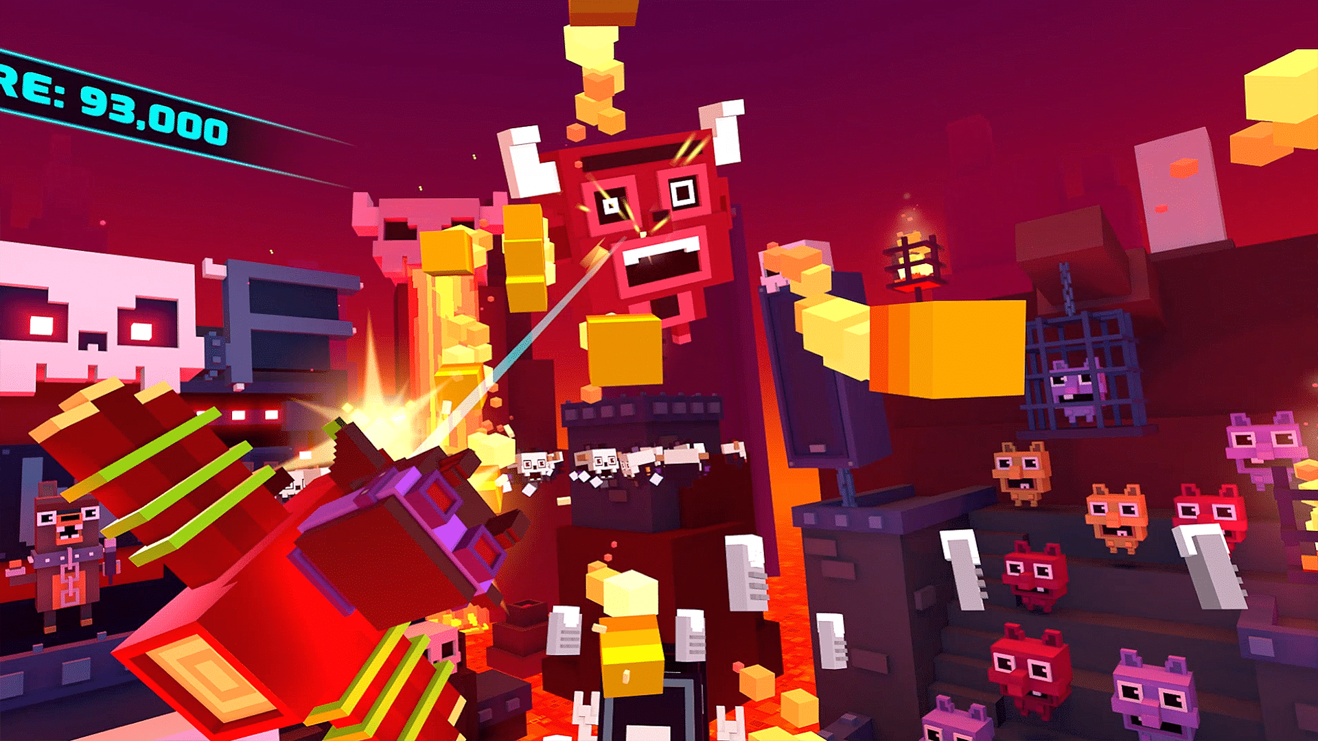 shooty skies overdrive vr