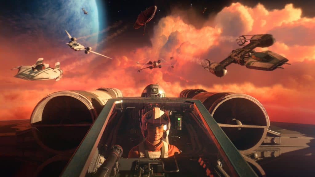 Star Wars Squadrons Game Modes