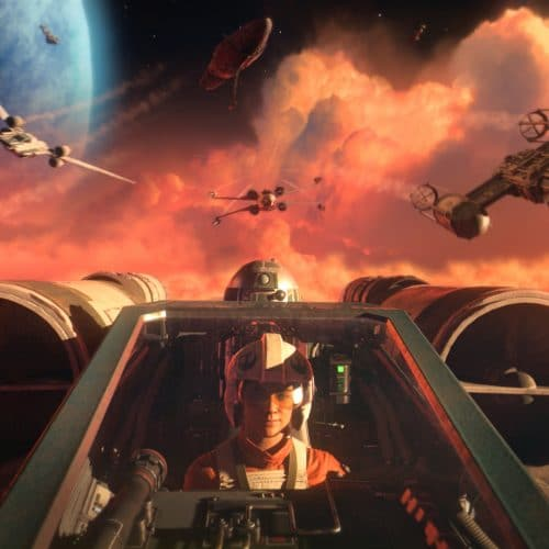 Star Wars Squadrons Game Modes hotas