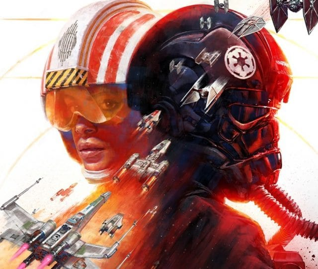 Star Wars Squadrons VR Support